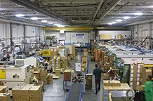 Nordon, Inc. - Plastics Manufacturing Facility in New York, USA